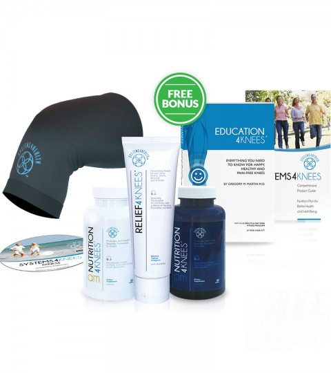 Systems4Knees™ Complete Knee Pain Relief Program