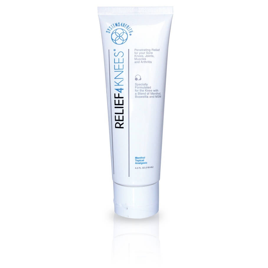 Relief4Knees Topical Pain Relief Cream