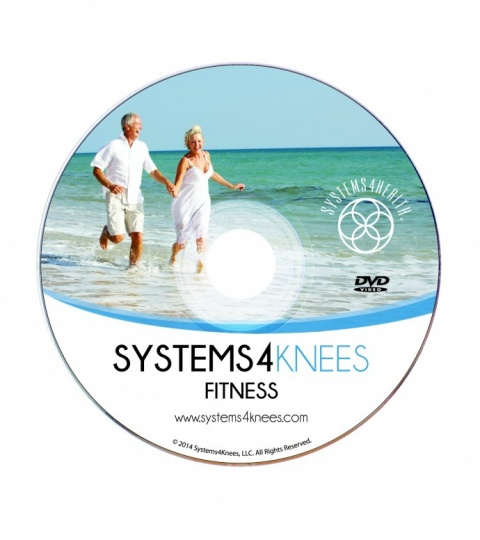 Knee Exercise Fitness DVD