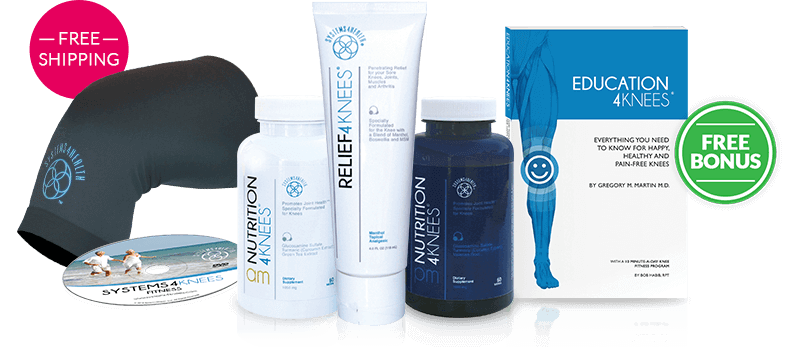System4Knees™ Complete Knee Pain Treatment Solution
