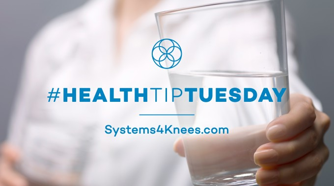 #HealthTipTuesday – Drink A Glass Of Water Before And After Each Meal.