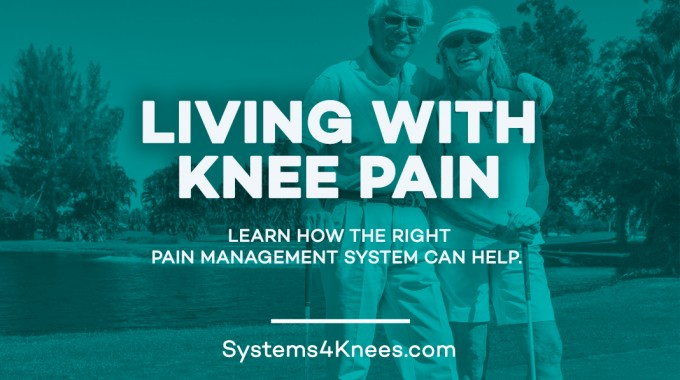 Living With Knee Pain And How To Manage Knee Pain