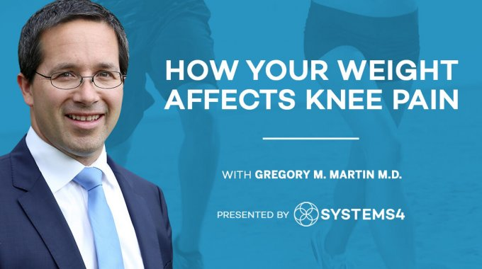 How Weight Loss Reduces Knee Pain