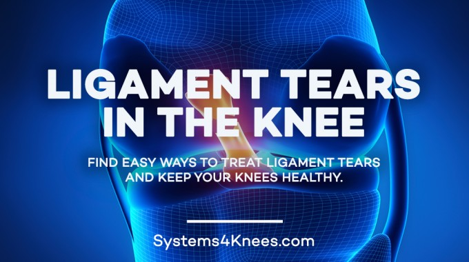 Ligament Tears In The Knee