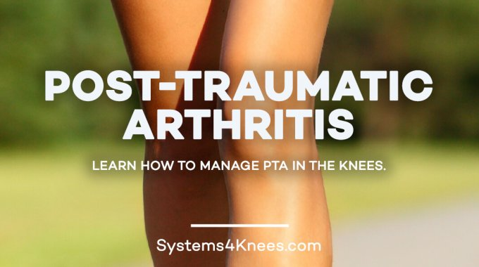 Post Traumatic Knee Arthritis
