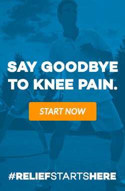 Say Goodbye to Knee Pain - #ReliefStartsHere