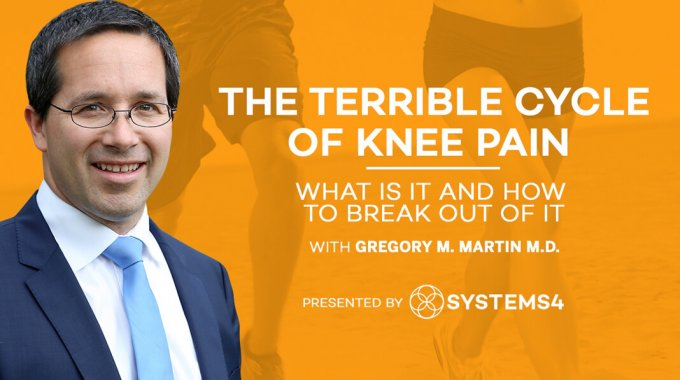 The Terrible Cycle Of Knee Pain