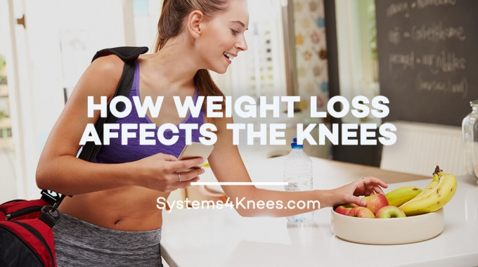 How Weight Loss Affects The Knees