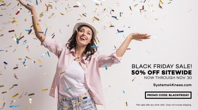 Black Friday Sale – 50% OFF Sitewide
